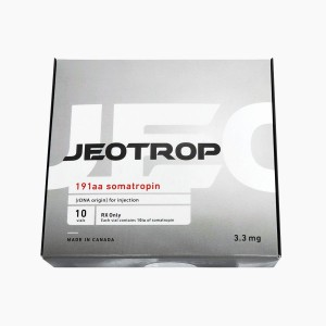 Alpha Pharmaceuticals Jeotrop Front Package