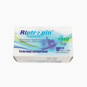Alpha Pharmaceuticals Riptropin Front Package
