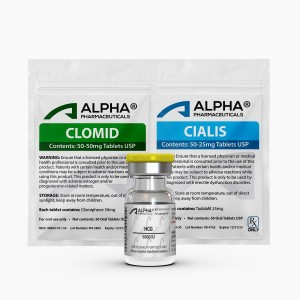 Alpha PC Growth Hormones Products
