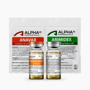 Alpha PC Arimidex And Anavar