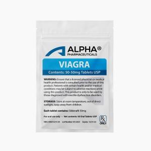 Alpha PC Viagra 50-50mg Tablets