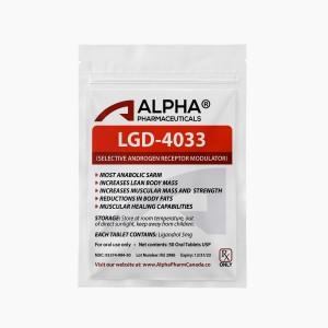 Alpha PC LGD-4033