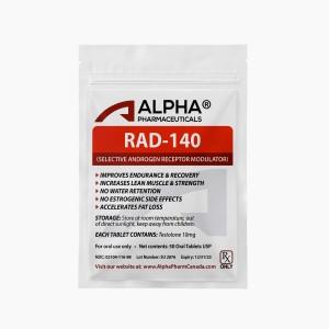 Alpha PC RAD-140 50 Tablets