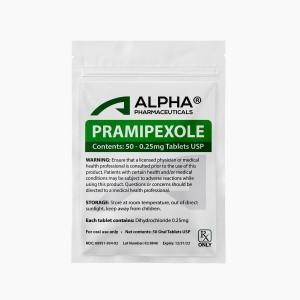 Alpha PC Pramipexole 0.25mg