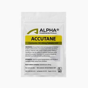 Alpha Pharmaceuticals Accutane 20mg