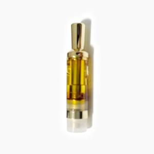 Alpha Pharmaceuticals Pure Pineapple Express 600mg - 510 Thread Distillate Cartridge