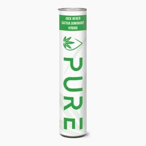 Pure Jack Herer 600mg - 510 Thread Distillate Cartridge Package