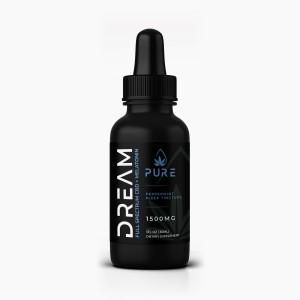 Alpha Pharmaceuticals Dream Full Spectrum CBD Melatonin