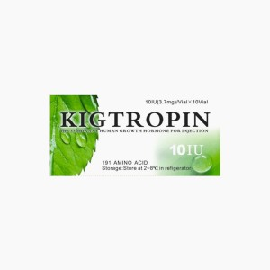 Alpha Pharmaceuticals Kigtropin