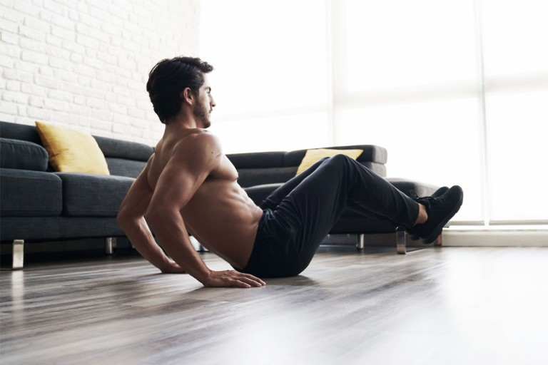 How To Set Goals For Exercising At Home