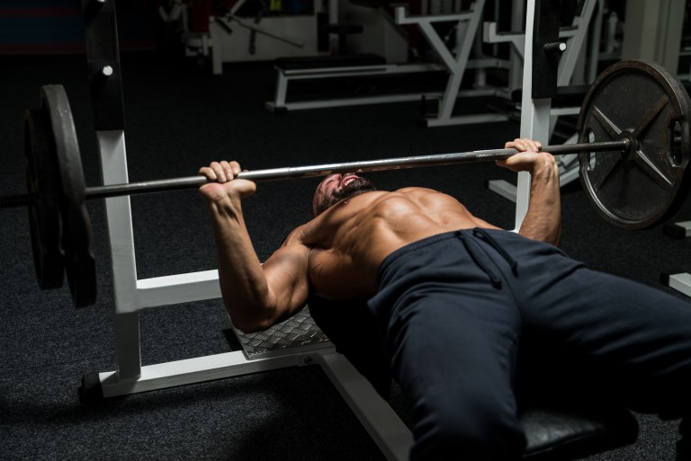 3 Exercises To Help Improve Your Bench Press